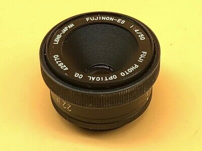 Fuji ES 50mm f4 Enlarging Lens