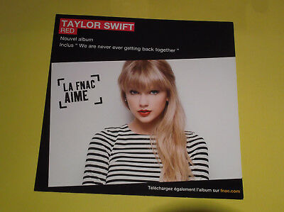 Plv 30X30 Taylor Swift Red