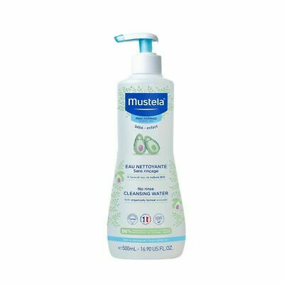 Mustela No-Rinse Cleansing Water 500ml (AUTHENTIC)