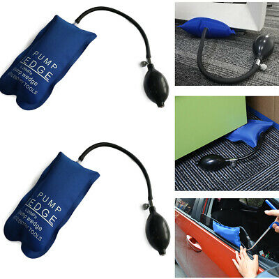 Air Pump Wedge Inflatable Bag Shim for Car Door Window Entry Opener Unlock Tools