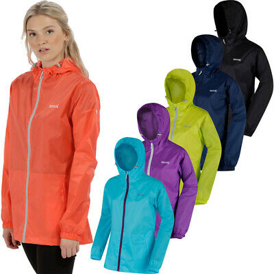 Regatta Womens/Ladies Pack It Jacket III Waterproof Durable Jacket