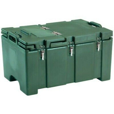 Cambro 100MPCHL519 Full Size Pan Capacity Camcarrier Food Carrier Kentucky Green