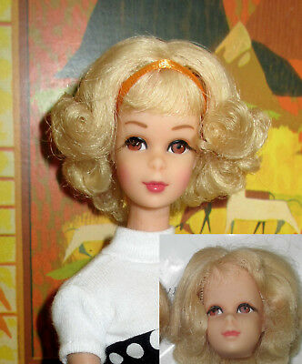 Vintage Barbie Mod TNT Francie Stacey and friends restoration service by Lolaxs