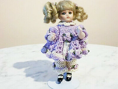 Louisa Antique Reproduction Bru Jne Miniature Patricia Loveless Porcelain Doll