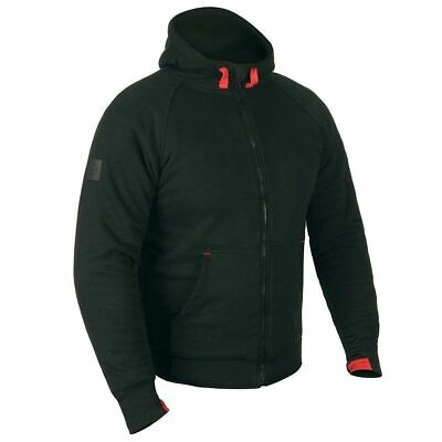 Nitro Block Hoodie Aramid Motorcycle Summer Hoody Hoodie With 4 Piece Armour