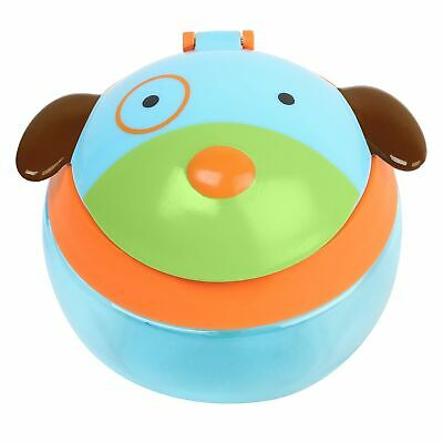 Skip Hop Zoo Snack Cup Darby Dog Baby Toddler Child Feeding