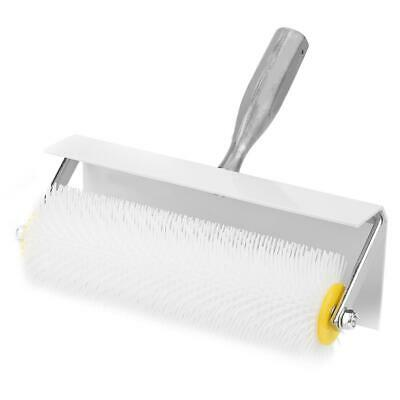 Practical Spiked Aeration Roller 250mm Latex Self Levelling Remove Air Bubbles