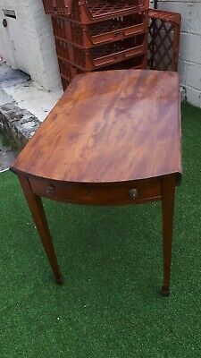 Antique Pembroke Gillow Style Drop Leaf Table