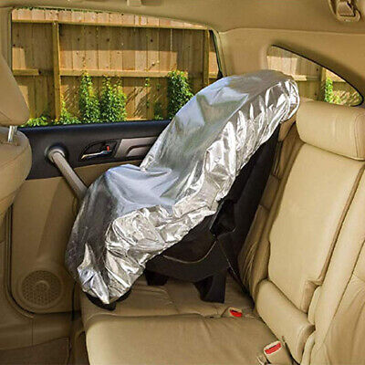 Practical Baby Car Seat Sun Cover Children Safety Seat Uv Protection Cover LT
