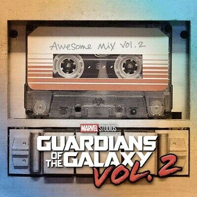 Guardians Of The Galaxy: Awesome Mix Vol.2 Cd
