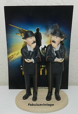 Figurine Brothers Dupont Adventures of Tintin 2011 Paramount Pictures New Box