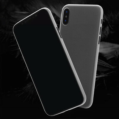 Ultra-thin Shockproof Matte Phone Case Cover Protector For Apple iPhone XS Max