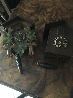 Cuckoo Clocks Antique Vintage Spares Repair