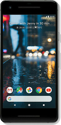 Google Pixel 2 64GB Just Black, Neuwertig, Display Burn-In