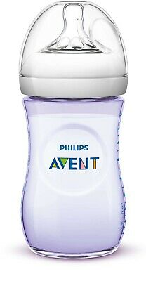 Philips Avent Naturnah 1 x Flasche 260ml lila SCF693/14
