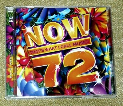 Various - Now That's What I Call Music 72 : 2009 EMI / Virgin Double CD