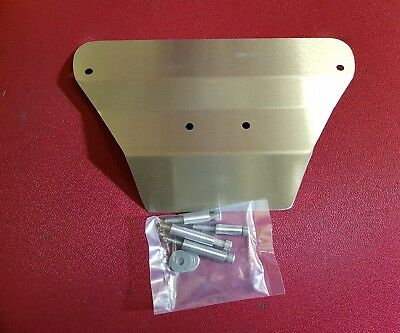 Bmw r1200gs lc and rt engine guard crud catcher