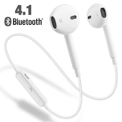 Auricolari Cuffie Bluetooth Sport 4.1 Wireless senza fili iPhone Samsung Huawei