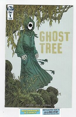 Ghost Tree #1 Cover A 1st Print IDW Comics 2019 Never Pressed