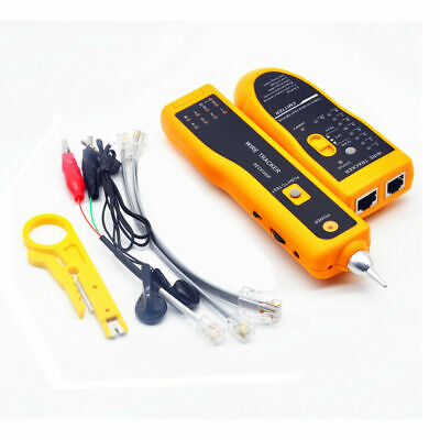 Telephone Network Cable Wire Line LAN Cable Tracker Tracer Tester