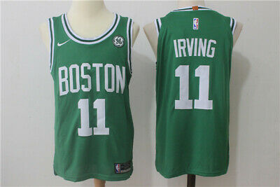 deed681c4ff Kyrie Irving  11 Boston Celtics Basketball Jersey Men s Green Small Nike Dri -Fit