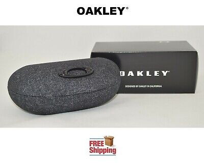 Oakley® Sunglasses Eyeglasses Ellipse O Hard Case Grey Free Shipping