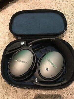 Bose QuietComfort 25 Acoustic Around-Ear Noise Cancelling Wired Headphones