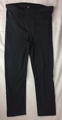 b8dc2a89c2627 Gap Fit Sculpt Compression Legging Exercise Pants Running Gray Womens Size  XS