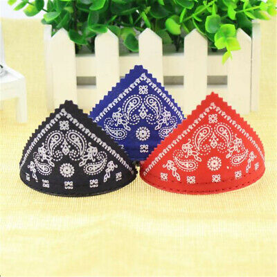 Adjustable Dog Bandana Towel Collar Puppy Cat Pet Neckerchief Neck Scarf XS-L