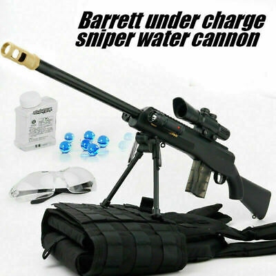 Manual Bolt Action GJ M24 Gel Ball Blaster Water Toy Sniper Adult Size