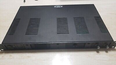 Ashly SRA Series SRA-2075 Convection-Cooled Stereo Power Amplifier