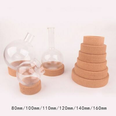 For 10-5000ml Flask Laboratory Bottle Cork Stands Ring Holder Round Bottom