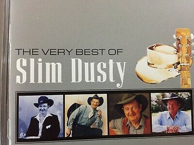 SLIM DUSTY - The Very Best Of CD 2011 EMI AS NEW!