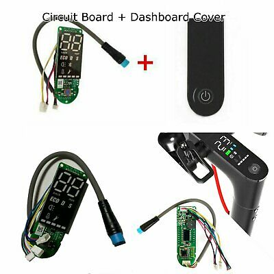 Bluetooth Circuit Board Dashboard Cover Case For Xiaomi Mijia M365 Pro Scooter