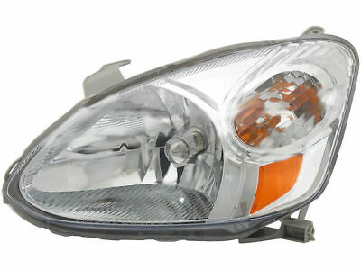 Left Headlight Assembly TYC K286QH for Toyota Echo 2003 2004 2005