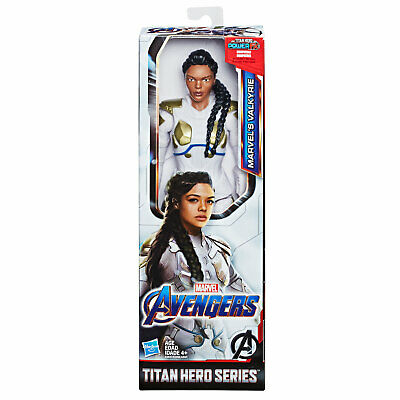 "Marvel Avengers: Endgame Titan Hero Series Marvel's Valkyrie 12"" Action Figure"