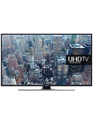 "SAMSUNG 55"" 4K ultra HD UE55JU6400 SMART TV SERIE 6 DVB-T2  WIFI SILVER UHD"