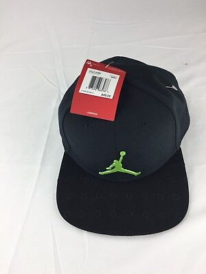 5cd8e89fbfa0  35 Official Air Jordan Retro 13 Snapback Unisex Hat Cap AA7205-011 Black  A19