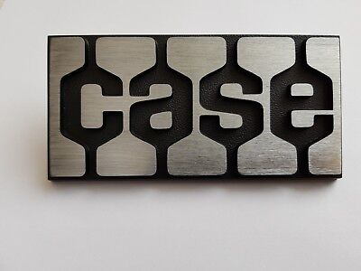 Case 90 & 94 Series Tractor Front Badge
