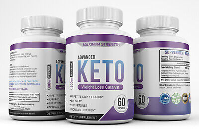 1 CT Shark Tank Best Keto Burn Fat Burner With BHB Slimming Diet Pills That Work