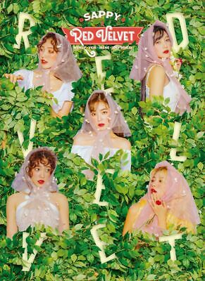 Red Velvet JAPAN 2nd Mini ALBUM [SAPPY] (CD+Photo booklet) Limited Edition