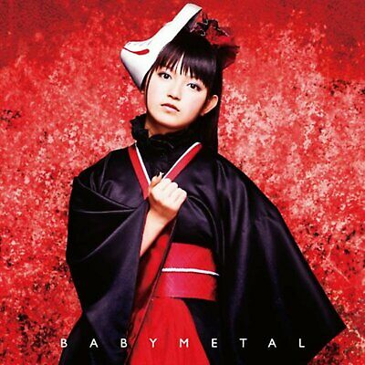 Babymetal - Megitsune With Tracking Number Nuevo From Japan