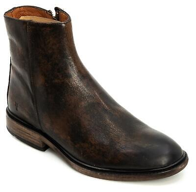 3c9bec75bbd FRYE CHRIS TUMBLED Leather Chelsea Boots, Men's - Size 12 D, Brown ...