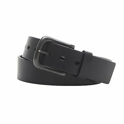 Mens Heavy Duty Tactical Concealed Carry  CCW Leather Belt - Regular/Big & Tall
