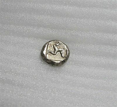 Ancient Greek Pamphylia Aspendos Silver Stater 465-435 BC 10.11 gr.  XF Superb