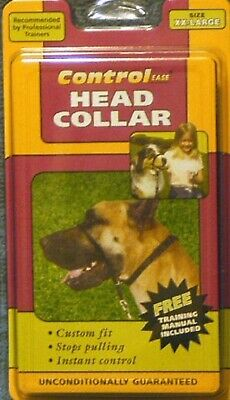 Control Ease Dog Head Collar (Hatli) XXL Extra Large for Giant size breeds