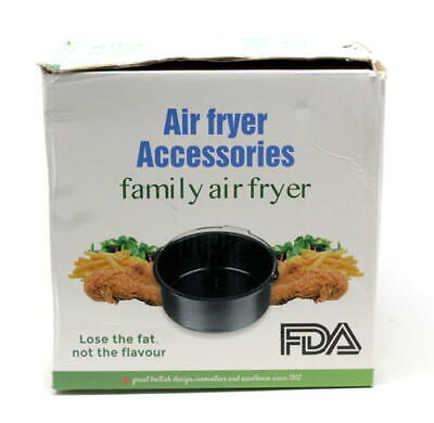 7 Inch General Air Fryer Accessories 11 Pcs With Recipe Cookbook, Compatible For