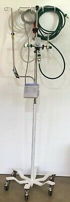Prayor Medical Stand With Care Fusion HOSPITAL CONSOLIDATION SURPLUS! Blender