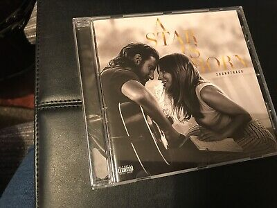 A Star Is Born Soundtrack CD.