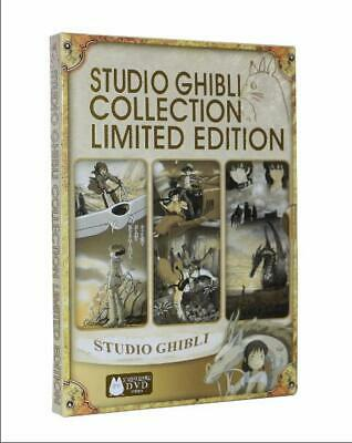 STUDIO GHIBLI COLLECTION LIMITED EDITION 6DVD Free shipping NEW